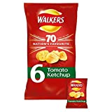 Camminatori Pomodoro Patatine Ketchup 25G X 6 Per Confezione