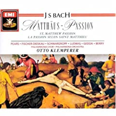 'St Matthew Passion' Bwv244 (1989 Digital Remaster), Part II: Nr.54 Rezitativ: Auf Das Fest Aber Hatte (Evangelist/Pilati Weib/Pilatus) Mit Chor: Barabbam! Lab Ihn Kreuzigen! (Chor I II/Orchester I II
