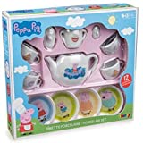 SMOBY Peppa Pig - Dinette Porcelaine