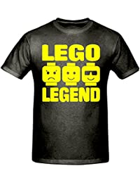Lego Legend T Shirt,Children's T Shirt, Sizes 5-15 Years