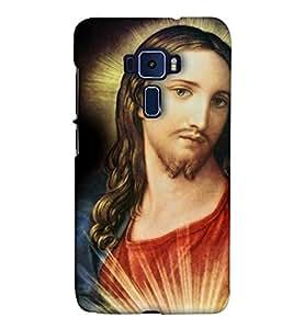EagleHawk Designer 3D Printed Back Cover for Asus Zenfone 3 Deluze ZE570KL - D1152 :: Perfect Fit Designer Hard Case