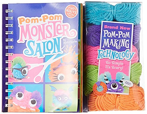 Pom-Pom Monster Salon (Klutz)