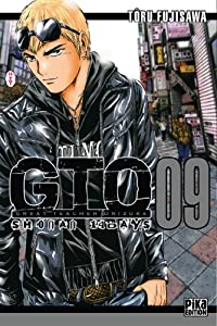 GTO Shonan 14 days Edition simple Tome 9