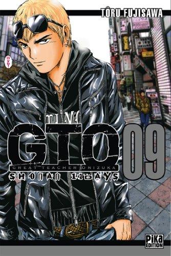 GTO Shonan 14 Days Vol.9
