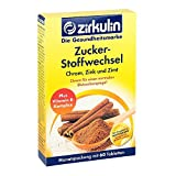 Zirkulin Zuckerstoffwechsel Zimt Plus Tabletten 60 stk