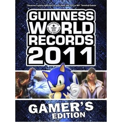 (Guinness World Records Gamer's Edition (2011)) By BradyGames (Author) Hardcover on (01 , 2011)