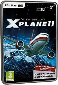 Flight Simulator X-Plane 11 (Mac/PC) - [Edizione: Regno Unito]