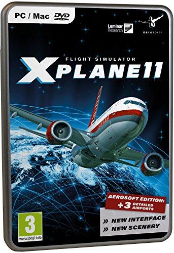 Flight Simulator X-Plane 11 [Importación Inglesa]