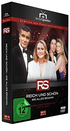 The Bold and the Beautiful - How It All Began (Ep. 226-250) - 5-DVD Box Set