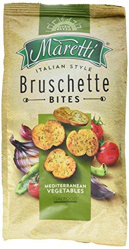 Preisvergleich Produktbild Maretti Bruschette Mediterranean Vegetables,  6er Pack (6 x 150 g)