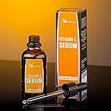 Vitamin C Serum 50 ml Für Ihr Gesicht - Mit Hyaluronsäure - Anti Aging Serum - 3