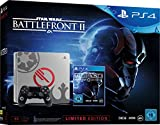 PlayStation 4 - Konsole im Limited Star Wars Battlefront 2 Design inkl. Star Wars Battlefront II Elite Trooper Deluxe Edition