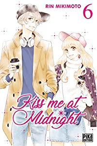 Kiss Me at Midnight Edition simple Tome 6