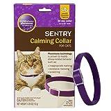 Sentry beruhigend Halsband für Katzen, 1-pack, violett