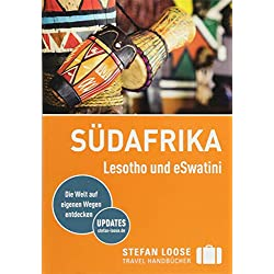 Stefan Loose Reiseführer Südafrika - Lesotho und Swasiland: mit Reiseatlas