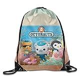 DoDoUp Mochila con cordón Drawstring Backpack Bag Octonauts