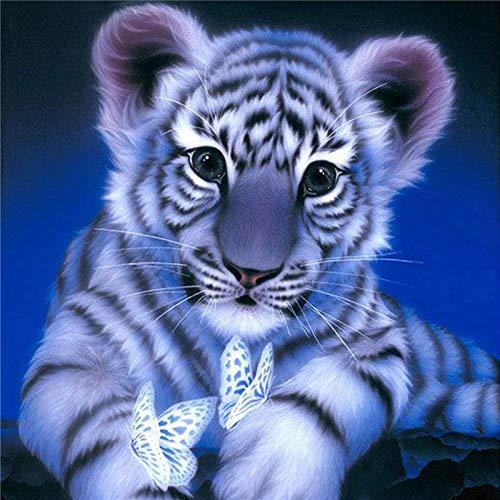 Floridivy Farbige Eule Blaue Branchen Kristall-Diamant-Malerei Tiere Stickerei-Kreuz-Stich Strass Mosaic Bild Dekoration-Geschenk -