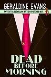 Dead Before Morning (Rafferty & Llewellyn Book 1) (English Edition)