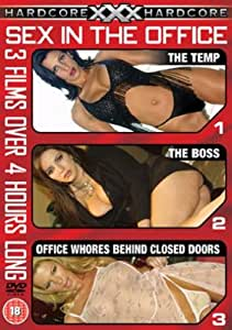 XXX Hardcore - Sex in the Office (3 Films) [Import anglais]