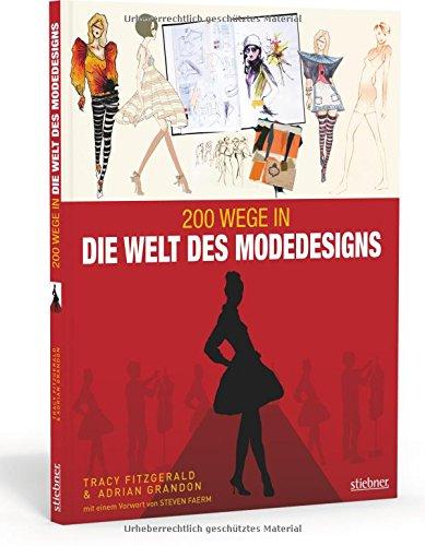 200 Wege in die Welt des Modedesigns Buch-Cover