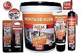 MEM 500548 Montage-Kleber EXTREM 1 kg
