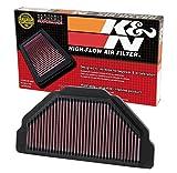 ka-6098K & N Ersatz-Luftfilter für Kawasaki ZX6R Ninja 98–02; ZZR60005–08(POWERSPORTS Air Filter)