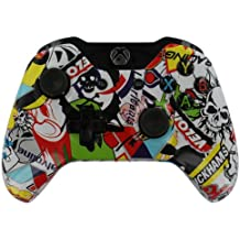 """Wild Stickers"" Xbox ONE Custom UN-MODDED Controller Exclusive Design"