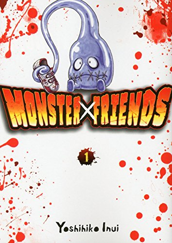 Monster Friends Edition simple Tome 1