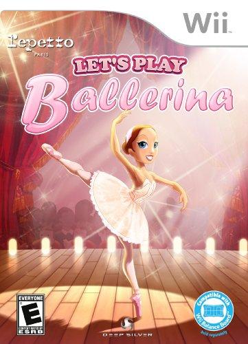 Let's Play Ballerina - Nintendo Wii