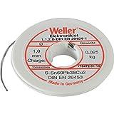 Preciso diseñado Weller 60/40–25de soldadura electrónica resina Core [unidades de 1]–W/Seguridad rescu3® garantía