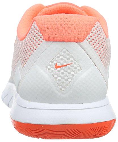 Nike Flex Experience Rn 4, Scarpe da Corsa Donna Arancione (White/Bright Mango)