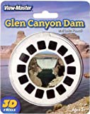 Glen Canyon Dam and Lake Powell Arizona View-Master 3 Reel Set