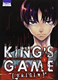 King's Game Origin, Tome 1 :