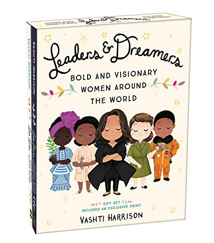Leaders & Dreamers (Bold and Visionary Women Around the World Gift Set) (Vashti Harrison)