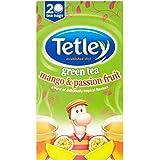 Thé Vert Tetley À La Mangue Et Fruits De La Passion (20)