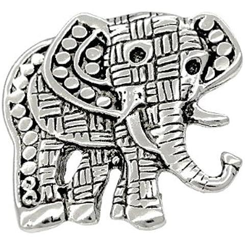 Elefante Spilla/Pin- regalo perfetto per i collezionisti