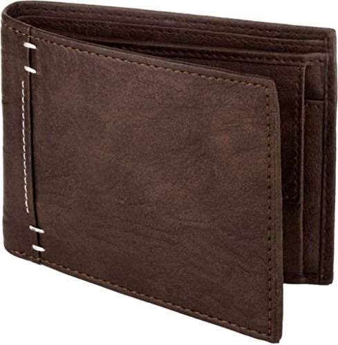 Accezory Brown Stylish Mens Wallet