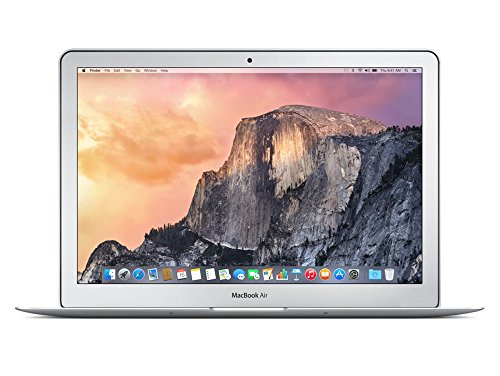 Apple MacBook Air 33,78 cm (13,3 Zoll) Notebook (Intel Dual-Core i5, 1.4GHz, 4GB RAM, 128GB Flash-Speicher)