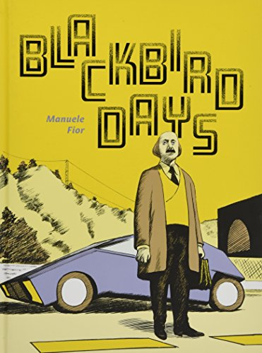 Blackbird Days por Manuele Fior
