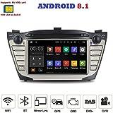 ANDROID 7.1 4G LTE GPS DVD USB SD WI-FI autoradio 2 DIN navigatore Hyundai IX35 / Hyundai Tucson 2009, 2010, 2011, 2012, 2013, 2014
