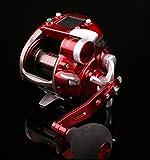 ARTPESCA Carrete Eléctrico ecooda Dragon LX7000Drifting Standup Pesca para Carga DE 30kg.