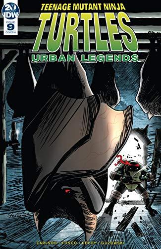 Teenage Mutant Ninja Turtles: Urban Legends #9 (English ...