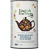 English Tea Shop - Pomegranate Rooibos & Acai Berry Tea - 60 Bags - 90g
