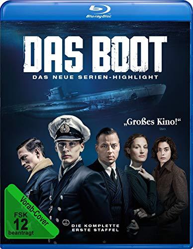 Preisvergleich Produktbild Das Boot - Staffel 1 (Serie) Blu-ray
