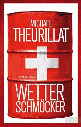 Wetterschmöcker: Kriminalroman (Ein Kommissar-Eschenbach-Krimi 5)