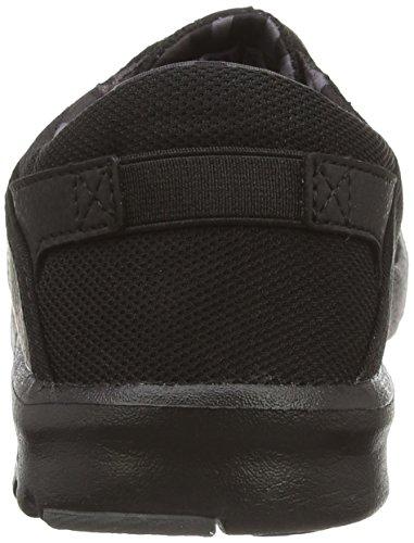 Etnies Herren Scout Skateboardschuhe Black (Black/Grey/Black005)