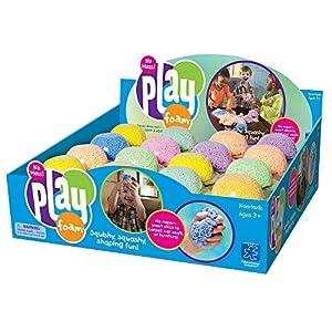 Learning Resources- Espuma para Juegos PlayFoam (Set de 64), Color (EI-1925)