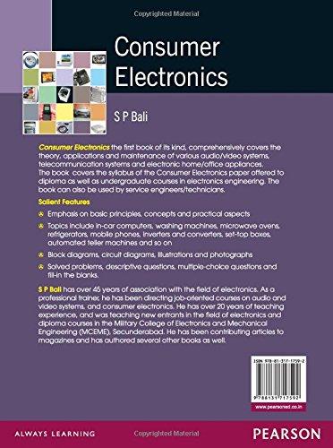 Consumer Electronics, 1e