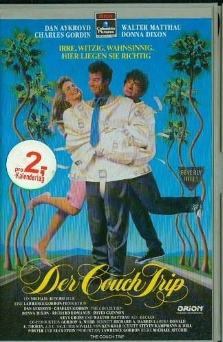 Der Couch Trip [VHS]