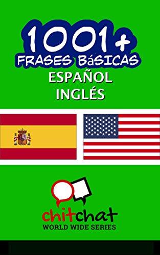 1001+ Frases Básicas Español - Inglés por Jerry Greer